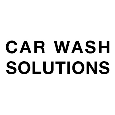 Solutions dedicated car wash