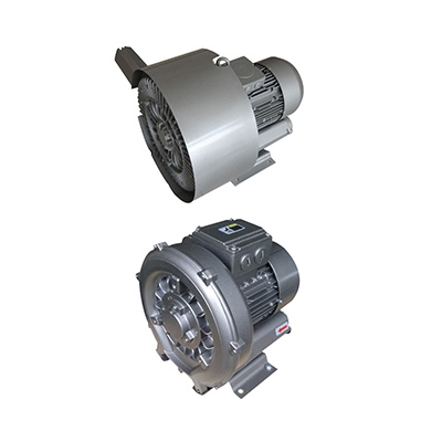 Turbines side channel blowers