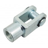 Joint head Y M6 actuator 16mm ISO 6432