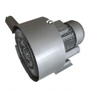 Vortex air pump, turbine, vacuum pump with two rotors SC2-4000 4KW