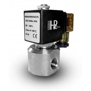 Solenoid valve RM22-05 1/4 inch stainless steel ss316 230V 12V 24V