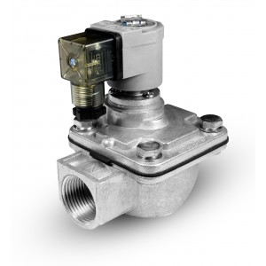 Pulse solenoid valve to filter cleaning 1 inch MV25T