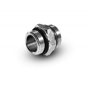 Niipple 1/4 - 1/4 inch G02-G02 O-rings