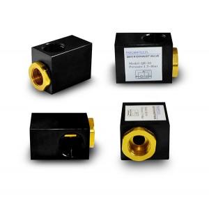 Quick release valve QE04 1/2 inch