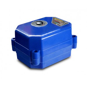 Ball valve electric actuator 9-24V DC A80 7-wire