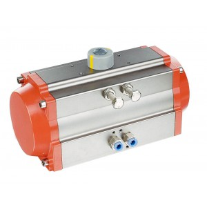 Pneumatic valve actuator AT125