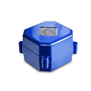 Ball valve electric actuator A80 ECO 230V AC 3 wire