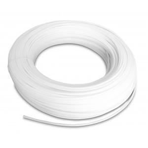 Polyamide pneumatic hose PA Tekalan 6/4 mm 1m transp.