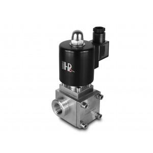 High pressure solenoid valve HP100