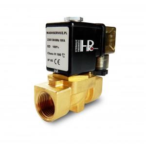 Solenoid valve 2N10 1/2 inch VITON 230V or 12V 24V