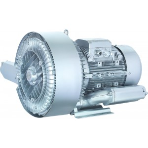 Vortex air pump, turbine, vacuum pump with two rotors SC2-5500 5,5KW