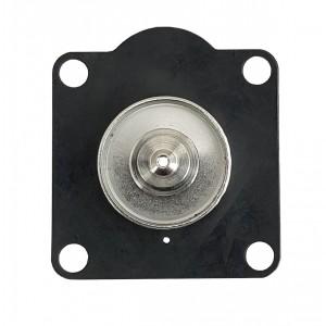 Diaphragm to solenoid valve 2N15-M FPM Viton