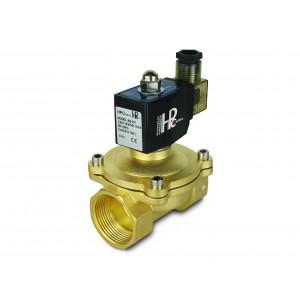 Solenoid valve 2N32-M NO DN32 1 1/4 inch 230V 24V 12V