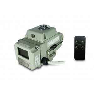 Ball valve electric actuator A1600 230V AC 160Nm control 4-20mA