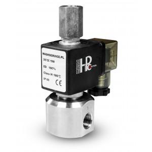 3-way solenoid valve RM23-02 3 x 1/4 inch