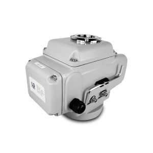 Ball valve electric actuator A1600 230VAC 24VAC 160Nm