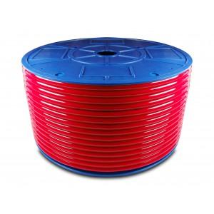 Polyurethane pneumatic hose PU 16/11 mm 1m blue