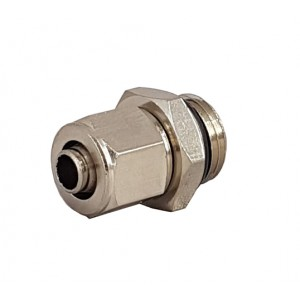 Rapid fittings for tube 6/4 with thread 1/8 inch RPC 6/4-G01