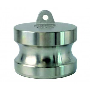 Camlock connector - type DP 1/2 inch DN15 SS316